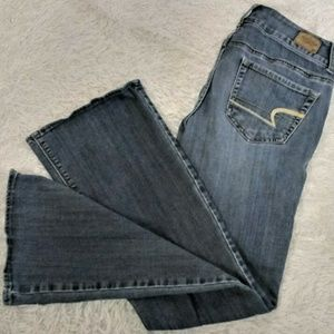 American Eagle Outfitters Super Stretch Jeans SZ 4